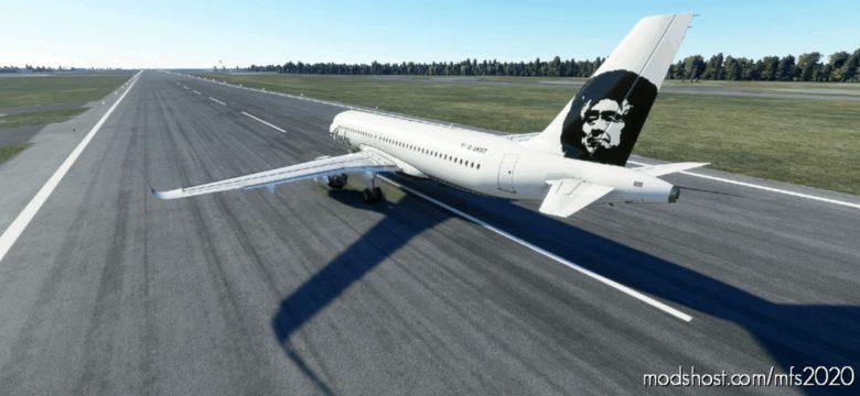 Airbus A320Neo – Alaska (PRE 2016) for Microsoft Flight Simulator 2020