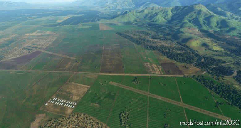 Gusap Airdrome V1.1 for Microsoft Flight Simulator 2020