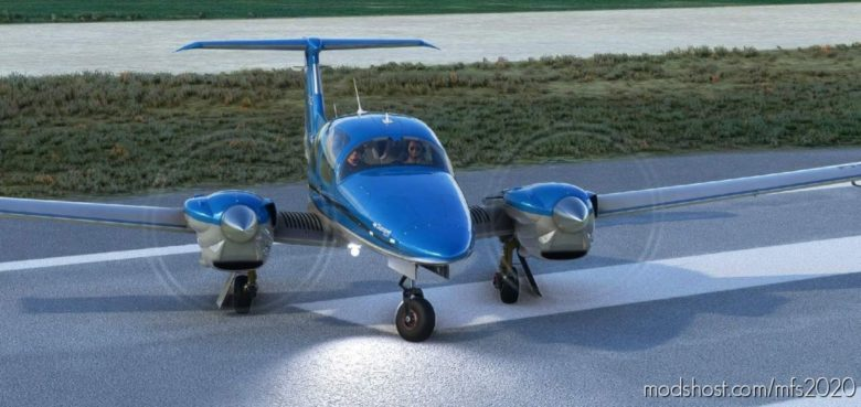 DA62X Project V0.2 for Microsoft Flight Simulator 2020