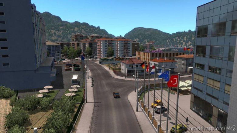 Project Turkey V1.3.5 [1.40] for Euro Truck Simulator 2