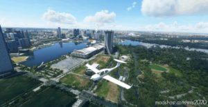 Diamond DA-40 9V-Yfg Singapore Youth Flying Club for Microsoft Flight Simulator 2020