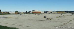 Egul – RAF Lakenheath for Microsoft Flight Simulator 2020