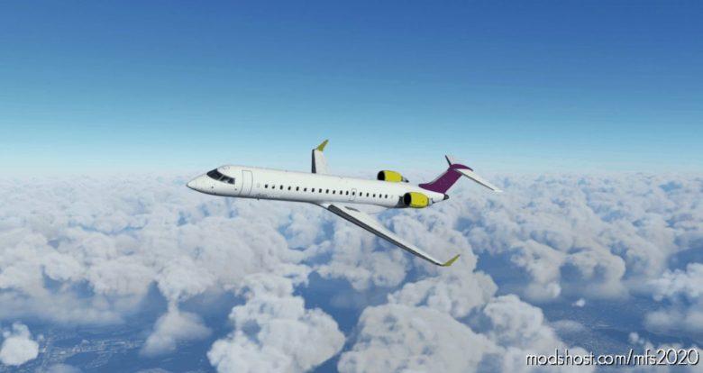 Aerosoft CRJ-700 – DUO G-Duoe for Microsoft Flight Simulator 2020