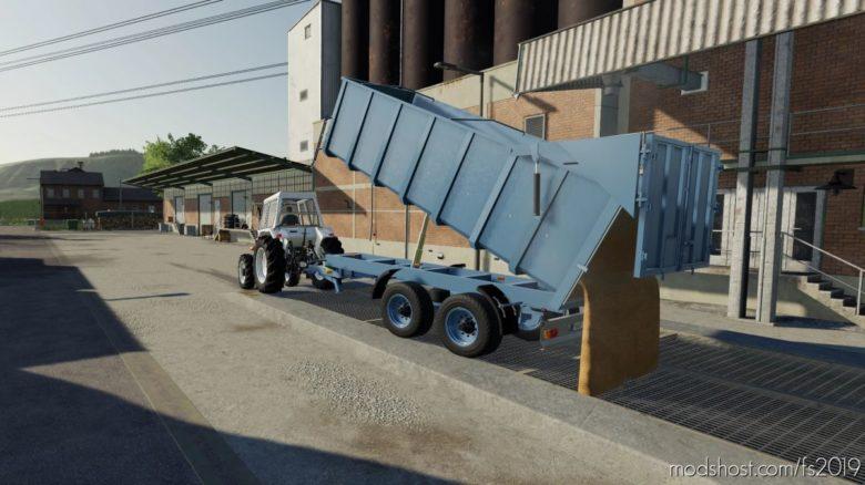 Mech Corporation Pack V1.0.1 for Farming Simulator 19
