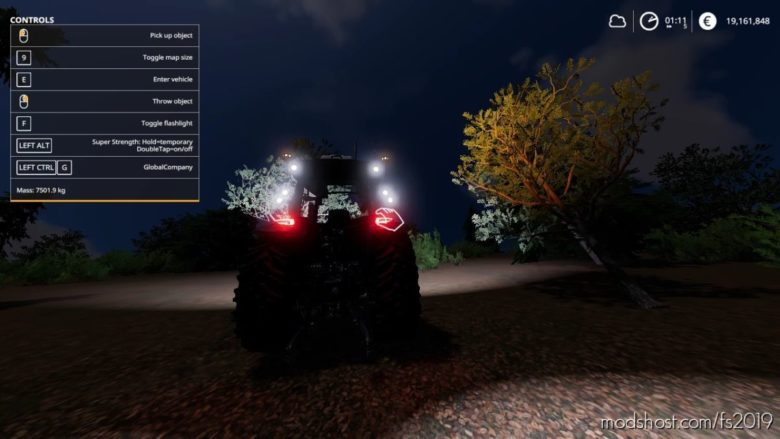 Valtra G Serie for Farming Simulator 19