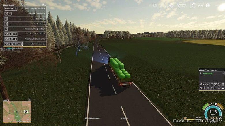 Sunfield2021 4X Seasons Ready for Farming Simulator 19