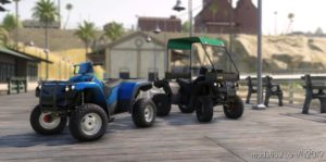 ATV Super Fast for Farming Simulator 19