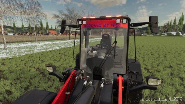 Tuning Wheel Loader V1.1 for Farming Simulator 19