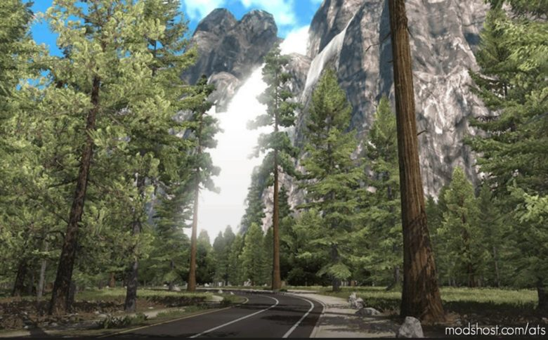 Reforma Map V2.1.1 [1.40] for American Truck Simulator
