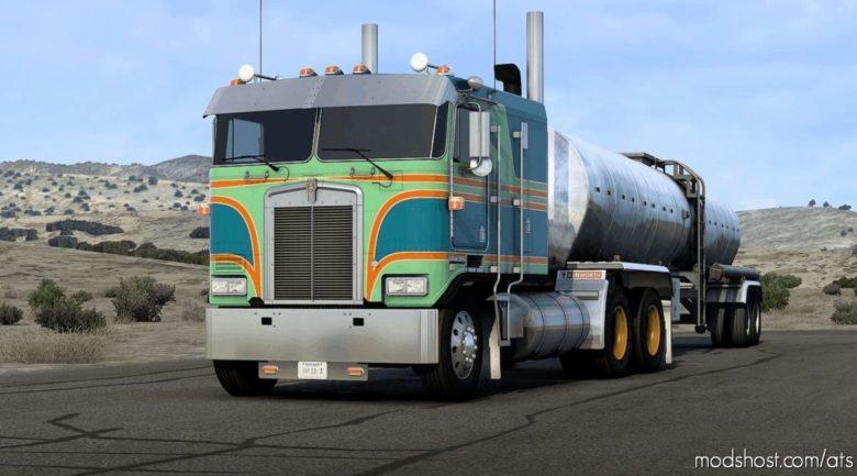 Kenworth K100 Truck V1.3 [1.40] for American Truck Simulator