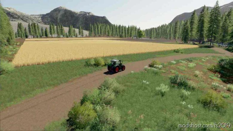 Waldsee Alpha V0.2 for Farming Simulator 19