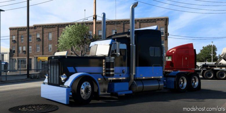 Peterbilt 389 Longhood Truck [1.40] for American Truck Simulator