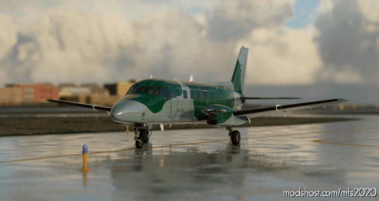 Emb110P1 | FAB C-95BM [2319] for Microsoft Flight Simulator 2020