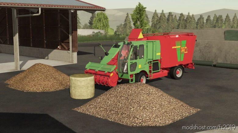 Strautmann Verti-Mix Double SF Pack for Farming Simulator 19
