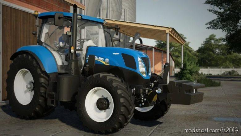 NEW Holland T7 2011 Series for Farming Simulator 19