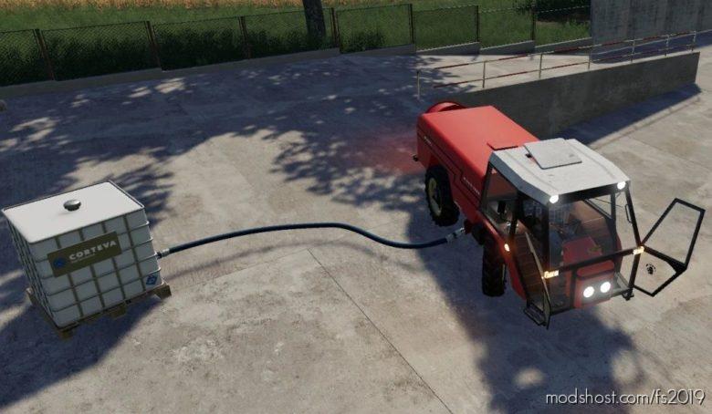Mistrál 2000 for Farming Simulator 19