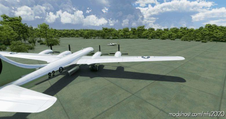 North Field, Tinian Island, North Mariana Islands V1.1 for Microsoft Flight Simulator 2020