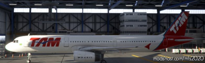 TAM Pt-Mxe PMP A321 for Microsoft Flight Simulator 2020