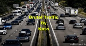 Brutal Traffic By Kass V1.2 [1.40] for American Truck Simulator