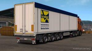 Kraker WalkingFloor Pack By Kast V2.1.5 for Euro Truck Simulator 2