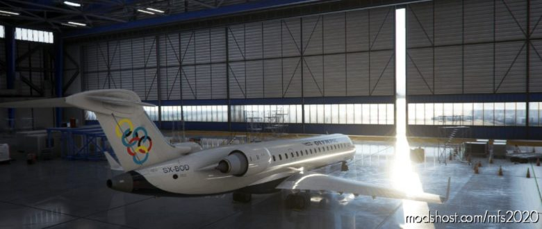 Olympic Aviation – CRJ700 for Microsoft Flight Simulator 2020