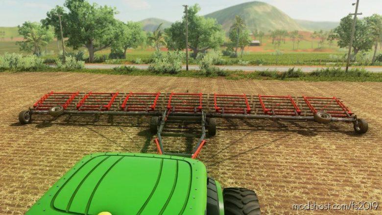 Elmers Super 7 Harrow V1.1 for Farming Simulator 19