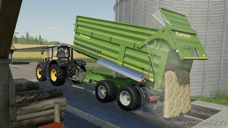 Fortuna FTM 200 / 7.5 for Farming Simulator 19