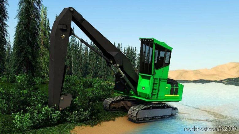 John Deere 2154D for Farming Simulator 19