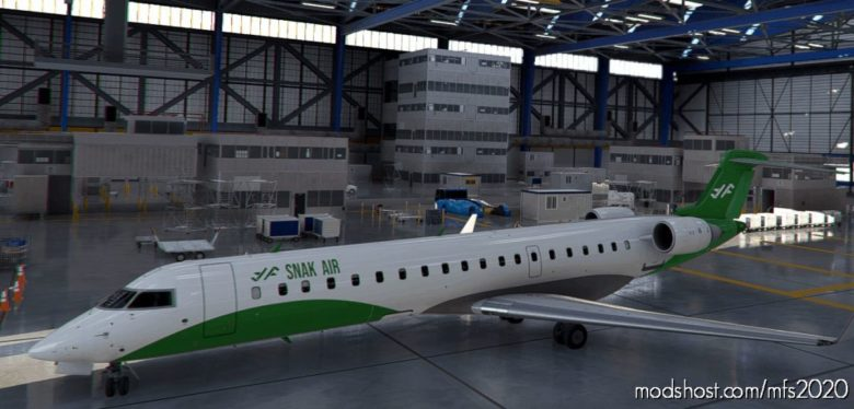 Snak AIR Livery Pack for Microsoft Flight Simulator 2020