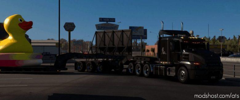 Kittybitz Mack Anthem Truck [1.40] for American Truck Simulator