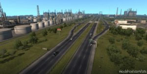Coast To Coast Map V2.11.14 [1.40] for American Truck Simulator