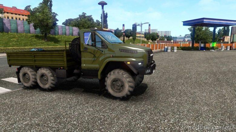 Ural Next 2015 [1.40] for Euro Truck Simulator 2