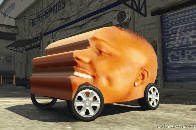 Dababy CAR for Grand Theft Auto V