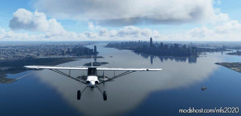 US East Coast Bush Trip (Maine – Florida) for Microsoft Flight Simulator 2020