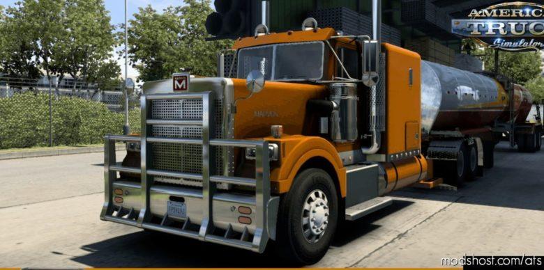 Marmon 57P Truck V1.1 for American Truck Simulator
