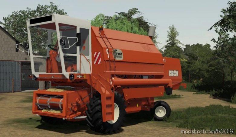 Bizon Gigant Z083/Z060 for Farming Simulator 19