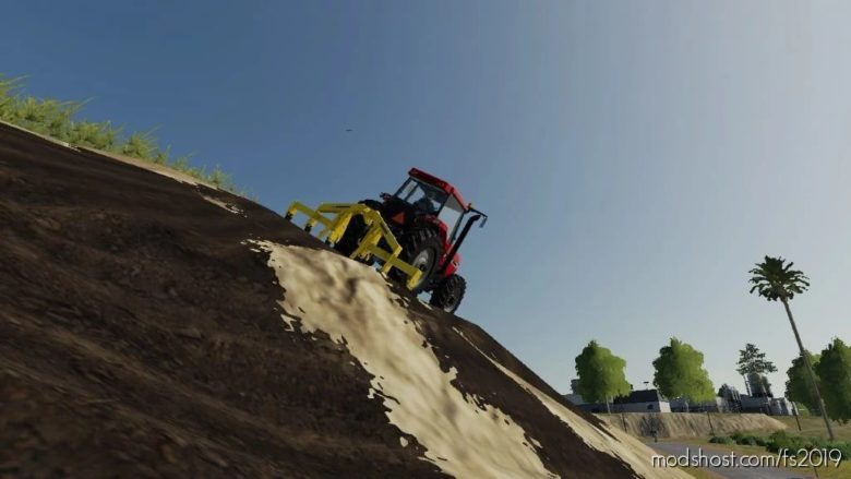 Combiplow 4M for Farming Simulator 19