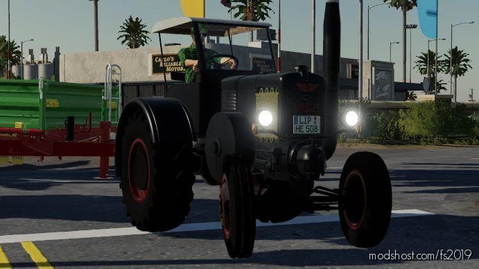 Ursus C45 for Farming Simulator 19