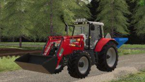 Massey Ferguson 6400 Series for Farming Simulator 19