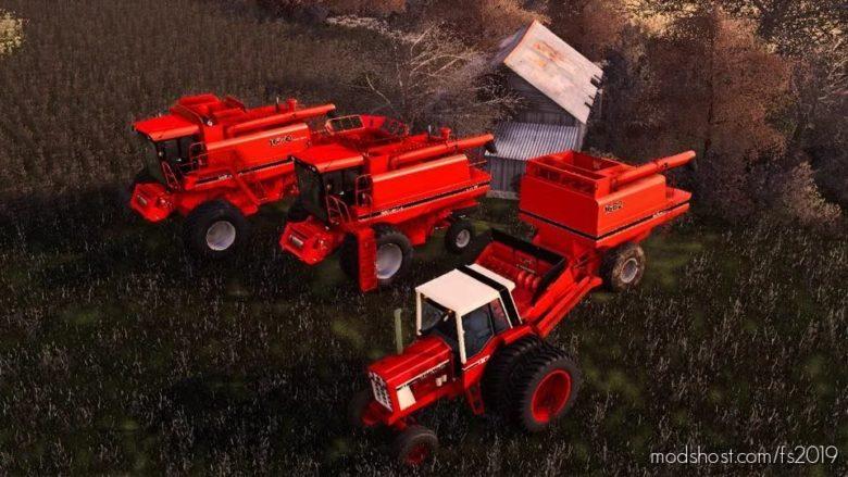 Case IH 1600 Series Pack for Farming Simulator 19
