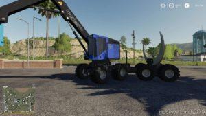 Timberpro Clambunk for Farming Simulator 19