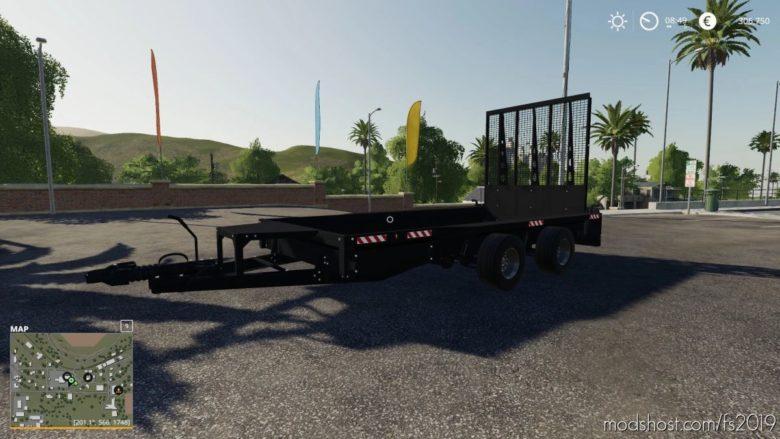 Utility Trailer for Farming Simulator 19