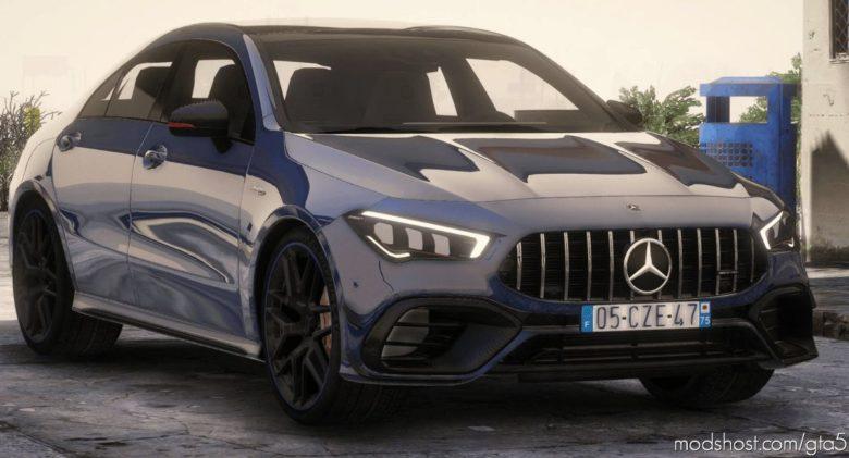 Mercedes-Benz CLA 45S 2020 for Grand Theft Auto V