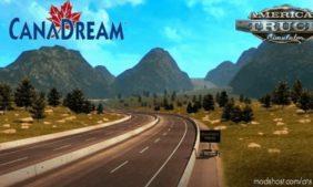 Canadream V2.40.1 for American Truck Simulator
