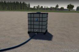 HOT IBC Tank for Farming Simulator 19