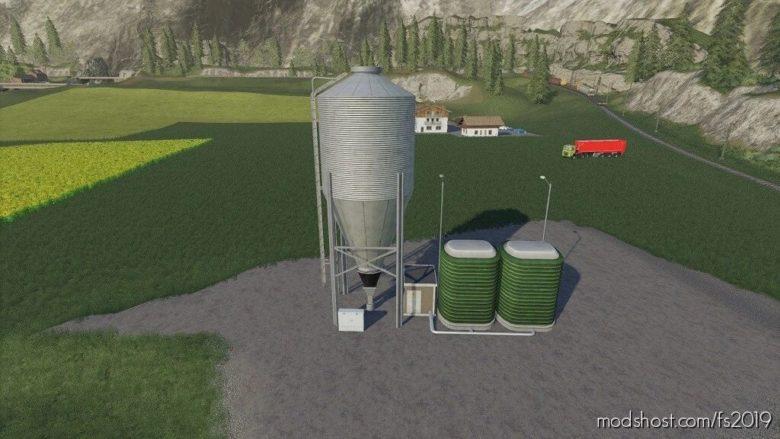 Liquid Separator For Fermentation Residues for Farming Simulator 19