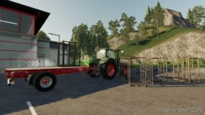 Slow Player for Farming Simulator 19