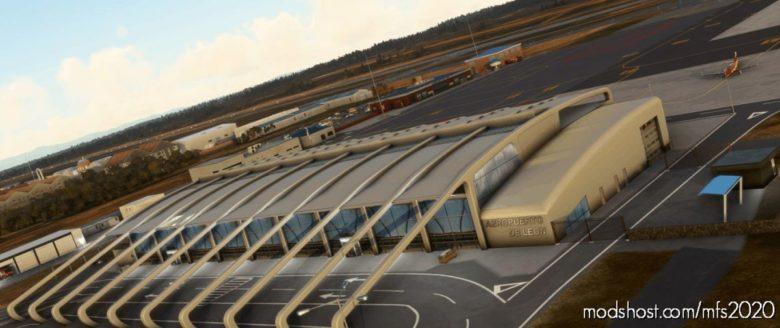 Leln – Aeropuerto DE LEóN for Microsoft Flight Simulator 2020