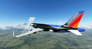 [A32NX] Southwest Airlines Shamu for Microsoft Flight Simulator 2020