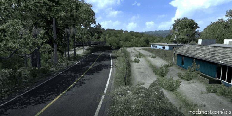 Reforma Map V2.1.4 [1.40] for American Truck Simulator
